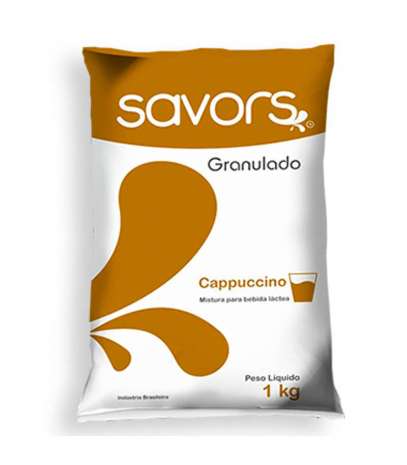 Capuccino Savors 01 Kg