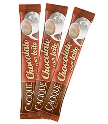 Sachê de Chocolate com Leite 20G