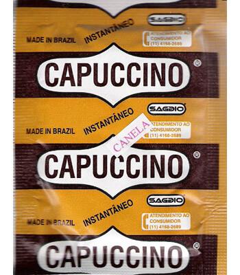 Sachês de Cappuccino de Canela 10G