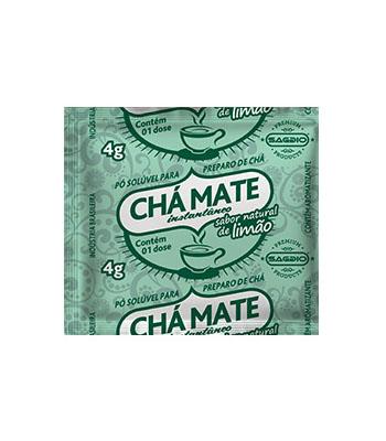 Sachês de Chá Matte com Limão 6G