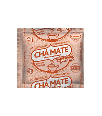 Sachês de Chá Matte com Pêssego 6G