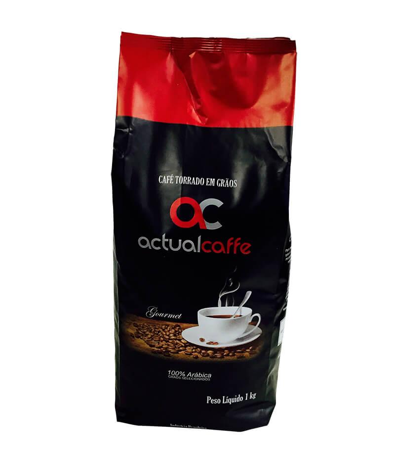 Café Torrado em Grãos - Pacote de 1 KG