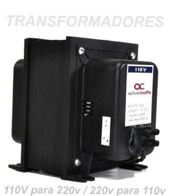 Transformador de Voltagem Universal